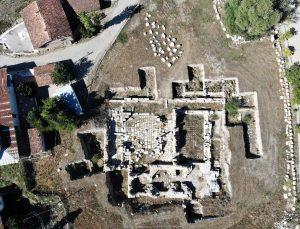 Antik kent keşfedilmeyi bekliyor