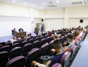 """6 ülkeden 30 öğrenci """"Sıfır Günü"""" kapsamında ASÜ'de buluştu"""