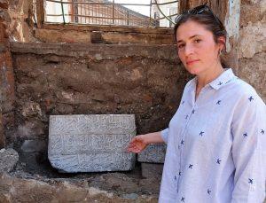 700 yıllık hamamın restorasyonunda bulundu, tarihe ışık tutacak
