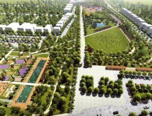 Bartın Millet Bahçesi yapım ihalesi 24 Eylül'de gerçekleştirilecek