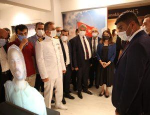 Bartın'da Atatürk ve Şehitlerimiz Müzesi açıldı