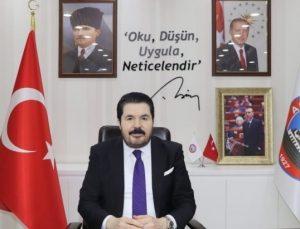 Başkan Sayan'dan Zafer Bayramı mesajı
