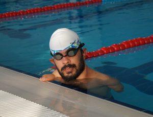 Batmanlı engelli milli yüzücüden gururlandıran başarı