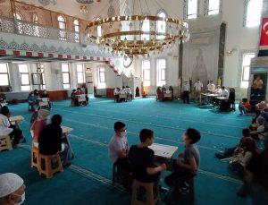 Camide dini bilgiler yarışması