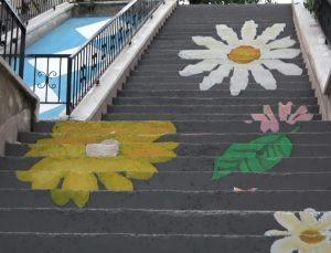 Çankırı'nın çehresi sanatsal dokunuşlarla değişiyor