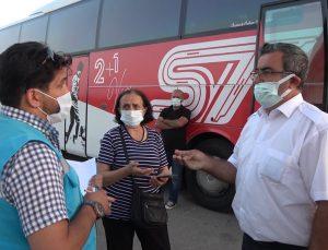 Covid-19 hastası kadını otobüse alan şoförün 'HES kodu' bahanesi pes dedirtti: 'Elektrikler yoktu'