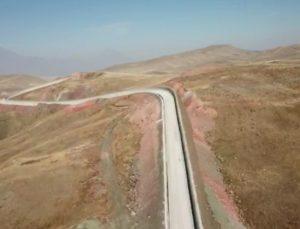 """Erdoğan: """"Iğdır sınırındaki duvar çalışmalarını tamamladık"""""""
