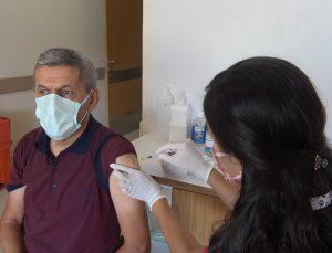 Edirne, Kırklareli ve Tekirdağ'da 2 milyon 595 bin 552 aşı vuruldu
