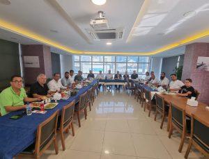 Irak'taki Ticaret Forumu öncesi USİAD'ta yeni görev dağılımı