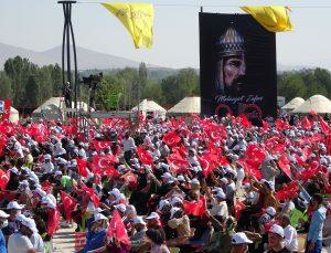Malazgirt, Cumhurbaşkanı Erdoğan'ı bekliyor