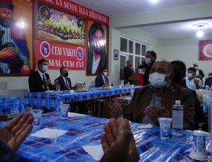 Muharrem ayı dolayısıyla Damal'da iftar programı düzenlendi