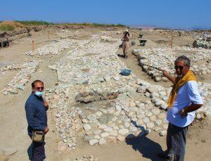 Oluz Höyük'ün 2500 yıllık Pers Yolu