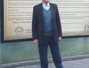 Otomobilin çarptığı 80 yaşındaki şahıs öldü