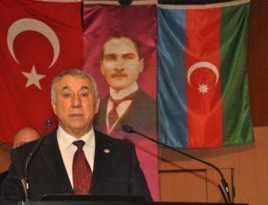 """Serdar Ünsal, """"Azerbaycan'ın ikinci Cumhurbaşkanı Elçibey'i rahmetle anıyoruz"""""""