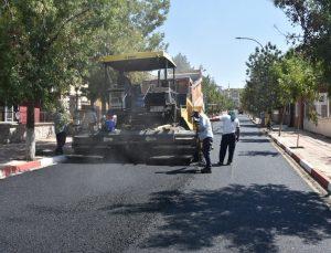 Siirt Belediyesi kent genelinde 100 bin ton sıcak asfalt kullanacak