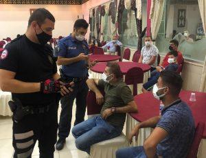 Siirt'te polis ekipleri sahaya indi vakalar azaldı