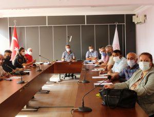 Suluova'da okullardaki hazırlıklar masaya yatırıldı