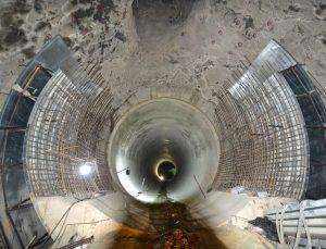 Türkiye'nin en büyük barajında yüzde 88'lik fiziki gerçekleşme sağlandı