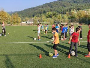 Ulus Çınar Spor Kulübü, geleceğin sporcularını yetiştiriyor