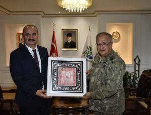 1. Ordu Komutanı Korgeneral Yeni Edirne'de