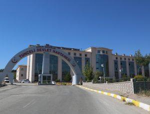 125 bin doz aşının yapıldığı Tunceli'de yoğun bakımda tedavi gören 2 hasta da aşısız