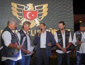 6. Uluslararası Gold Wing Türkiye buluşması gala gecesiyle sona erdi