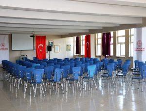 Ağrı'da yurtlar öğrenciler için hazırlanıyor