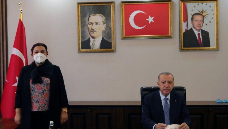 AK Parti İl Başkanı Ünsal'dan teşekkür