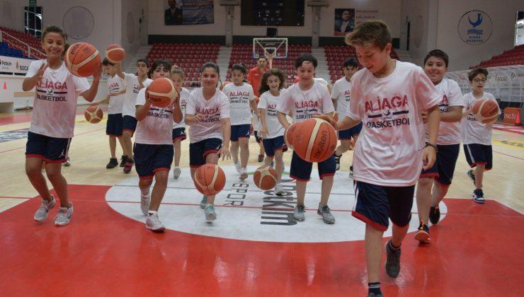 Aliağa Belediyesi Kış Spor Okullarına başvurular 20 Eylül'de başlıyor
