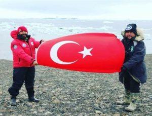 Amasya Üniversitesi 2. kez 'Ulusal Kutup Programı'nda