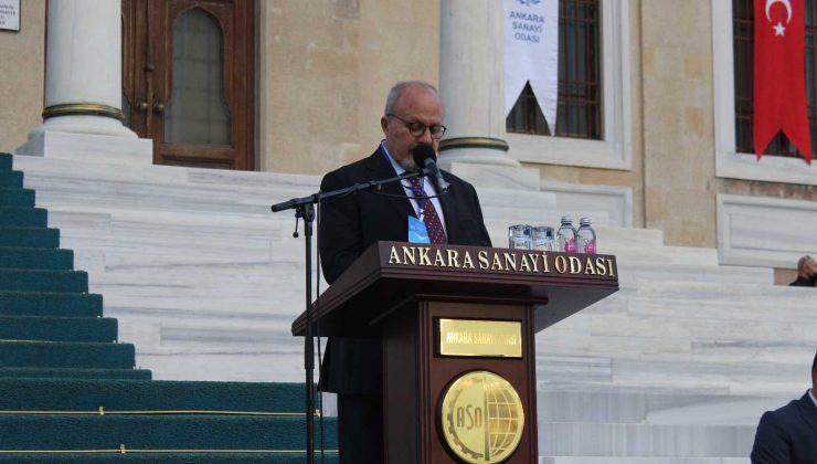 """ASO Başkanı Özdebir: """"Ekonomimiz muhtemeldir ki 2021'in tamamında çift haneli bir büyümeye ulaşacaktır"""""""