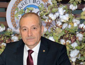 """ATB Başkanı Bilgiç: """"Pamukta destek 1,5 TL olmalıdır"""""""