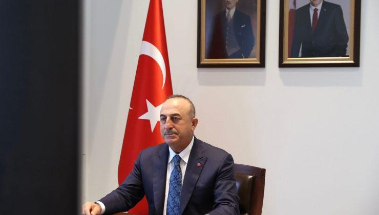 Bakan Çavuşoğlu, New York'ta En Az Gelişmiş Ülkeler Yıllık Bakanlar Toplantısı'na katıldı