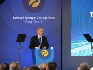 Bakan Karaismailoğlu: ''5G teknolojisine yerli ve millî imkânlarla geçmeye emin adımlarla ilerliyoruz''