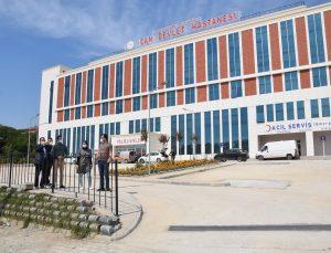 Çan Devlet Hastanesi yeni hizmet binasında hizmet verecek