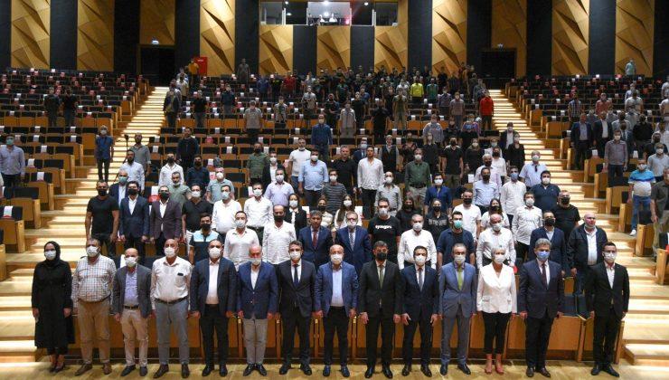 Denizlispor'da Mehmet Uz yeniden başkan