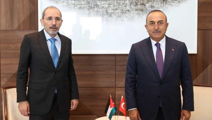 Dışişleri Bakanı Çavuşoğlu, Kazakistanlı, Ürdünlü ve Nikaragualı mevkidaşları ile görüştü