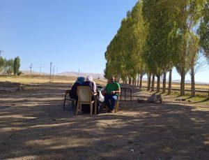 Diyadin Kaplıcaları şifalı suyuyla misafirlerini ağırlıyor
