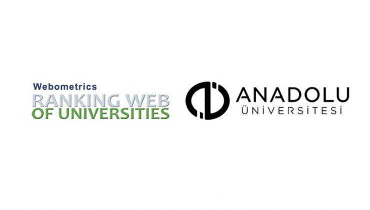 Dünya Üniversiteler Sıralaması'nda Anadolu Üniversitesi farkı