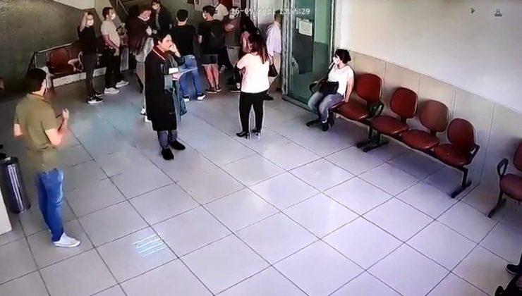 Duruşmaya katılmaya çalışan sahte avukat polisin dikkati sayesinde yakalandı