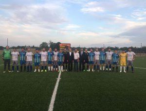 Ergene Kaymakamlığı Futbol Turnuvası başladı