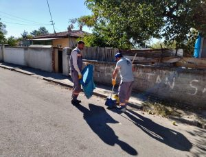 Erzincan'da genel temizlik çalışmaları devam ediyor