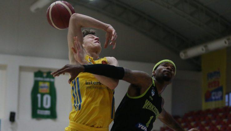 Frutti Extra Cup: ALBA Berlin: 101 – Yukatel Merkezefendi Belediyesi Basket: 92
