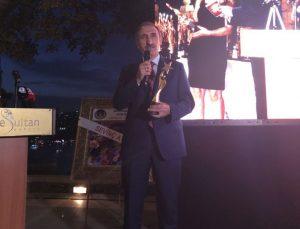 FÜ Rektörü Prof. Dr. Fahrettin Göktaş, yılın en iyi rektörü seçildi