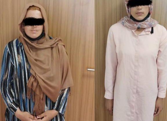 Gezici altın hırsızları Kahramanmaraş'ta yakalandı