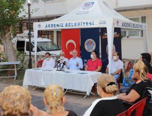 "Gültak: ""Akdeniz'de radikal çözüm, kentsel dönüşüm"""