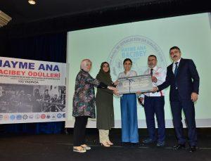 Hayme Ana Bacıbey Ödülü Yıldırım Belediyesi'nin