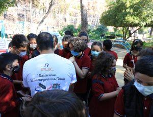 İçmeler Atatürk Bilim Parkı, bir ilke ev sahipliği yaptı