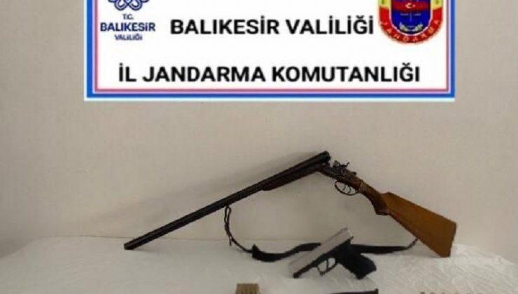 Jandarmadan 31 şahsa gözaltı