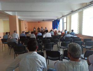 Kaçak avcılıkla mücadele toplantısı düzenlendi